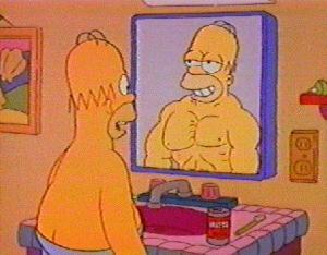 mirror_homer
