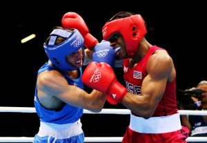 Olympics Day 11 - Boxing